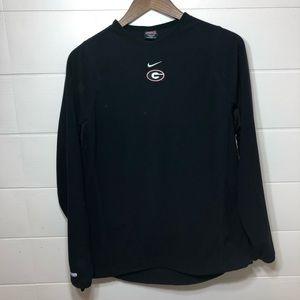 Nike Georgia Bulldogs fleece sweatshirt